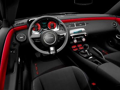 Fotos Camaro 2012 interior