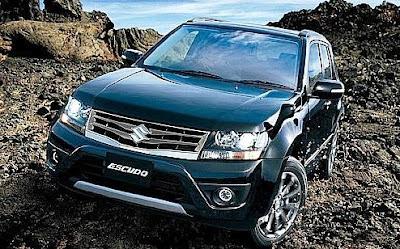 Novo Suzuki Vitara 4x4 automatico lançamento fotos