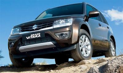 Novo Jeep Grand Vitara 2012 2013 lançamento concorrente da Cherokee